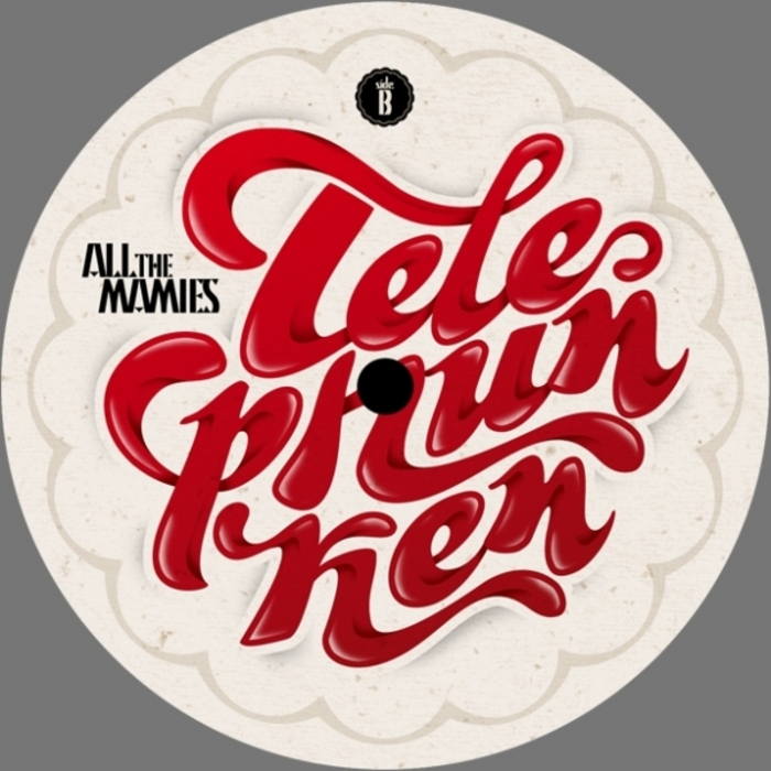TELEPHUNKEN - All The Mamis EP