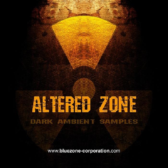 BLUEZONE CORPORATION - Altered Zone - Dark Ambient (Sample Pack WAV/AIFF)