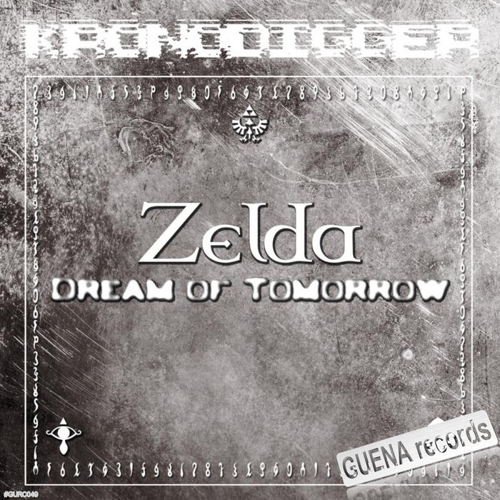 KRONODIGGER - Dream Of Tomorrow