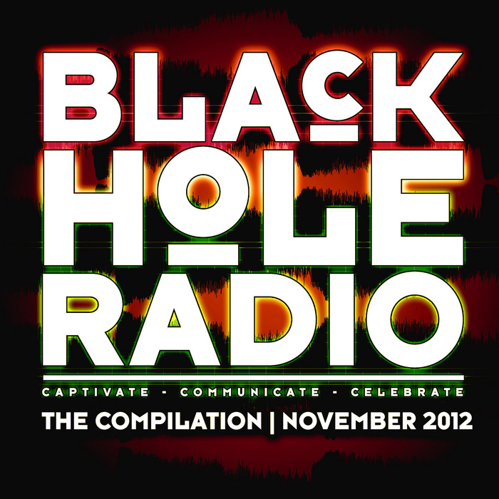 VARIOUS - Black Hole Radio November 2012