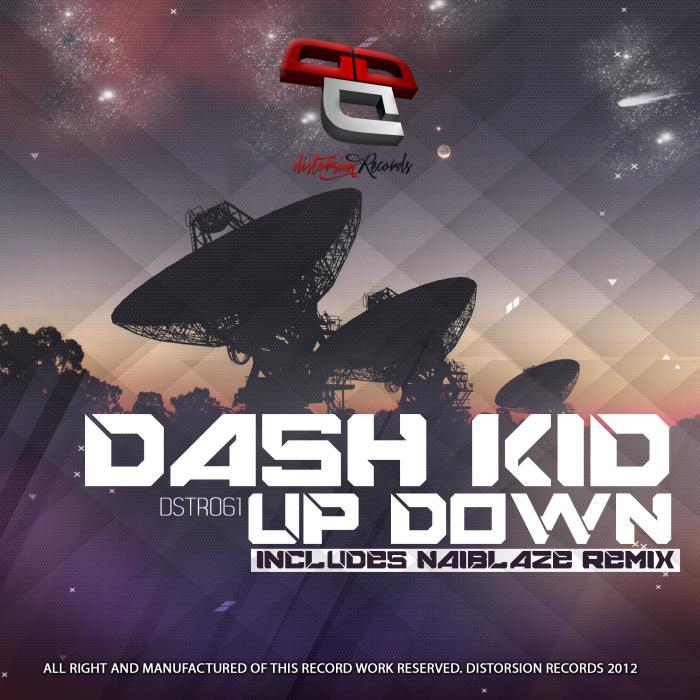 DASH KID - Updown