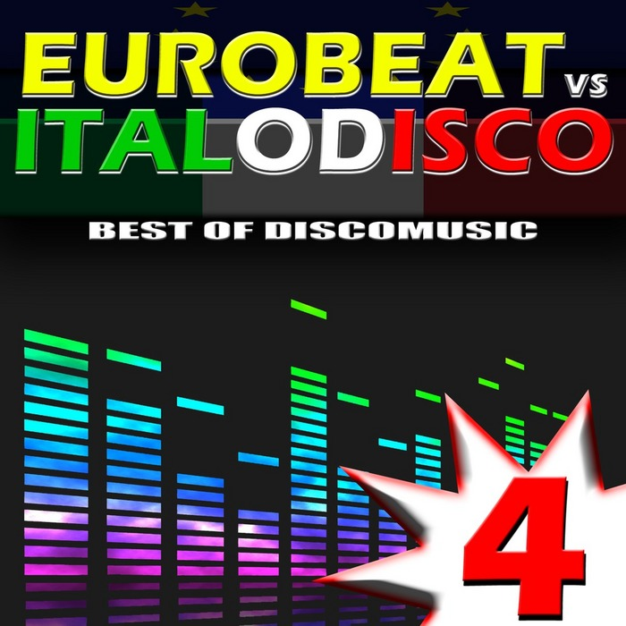 VARIOUS - Eurobeat Vs Italo Disco Vol 4