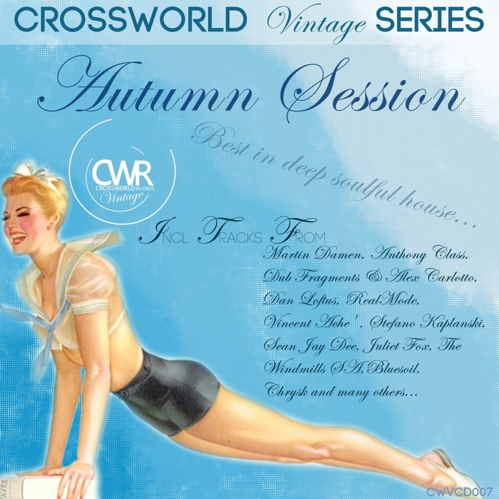 VARIOUS - Crossworld Vintage Series: Autumn 2012