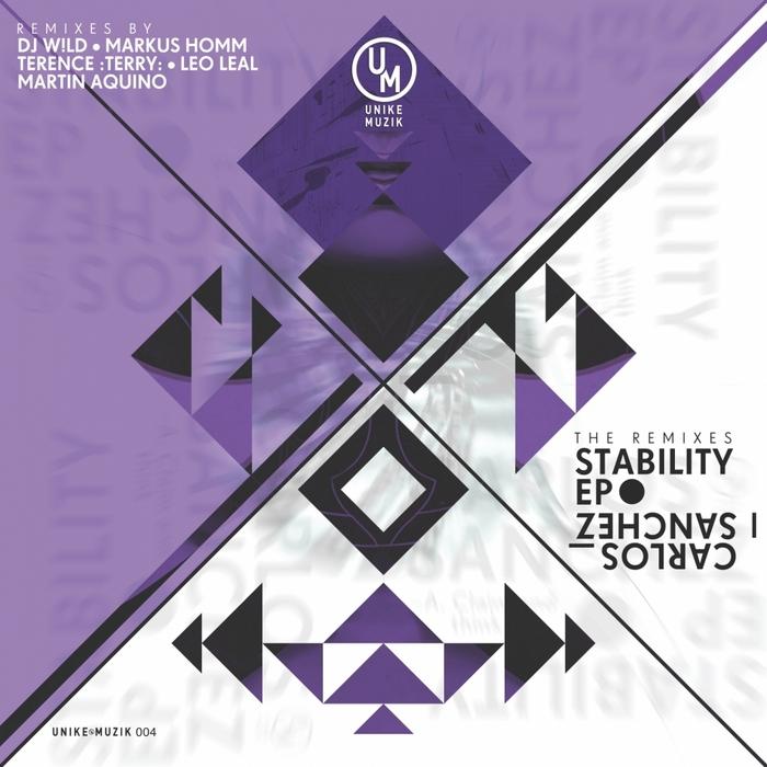 SANCHEZ, Carlos - Stability (remixes)