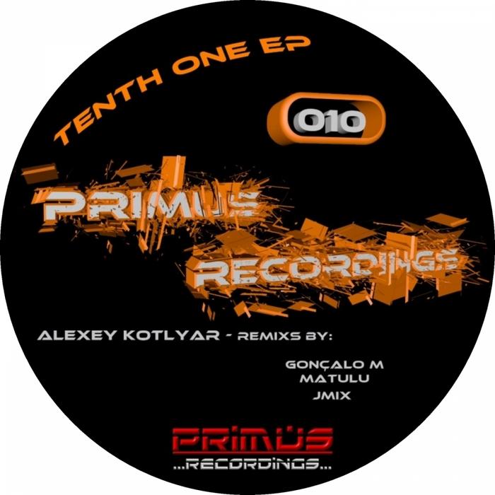 KOTLYAR, Alexey - Tenth EP