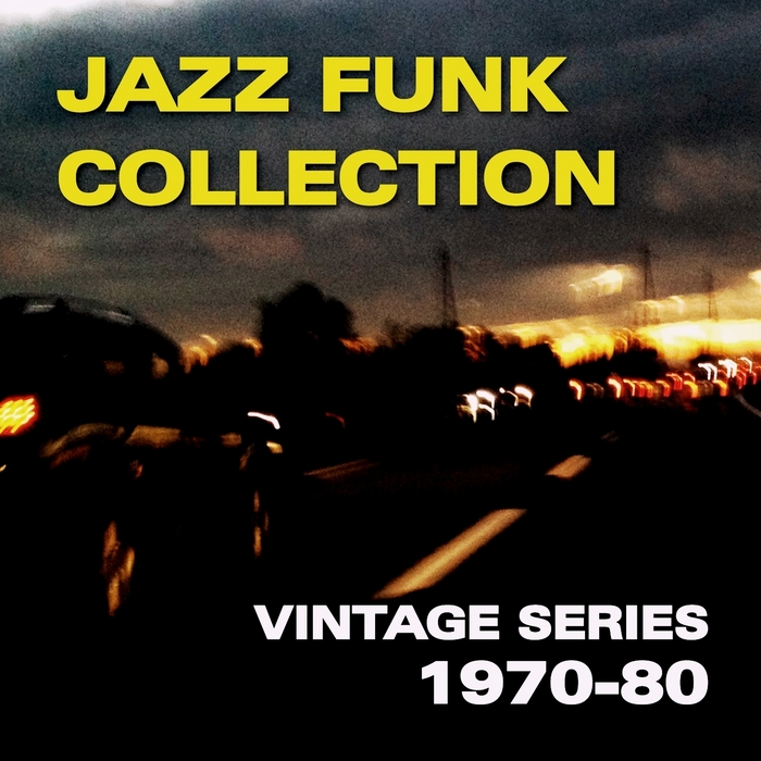 VARIOUS - Jazz Funk Collection (Vintage Lounge Series 1970-80)