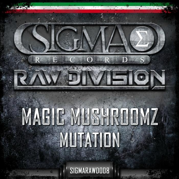 MAGIC MUSHROOMZ - Mutation
