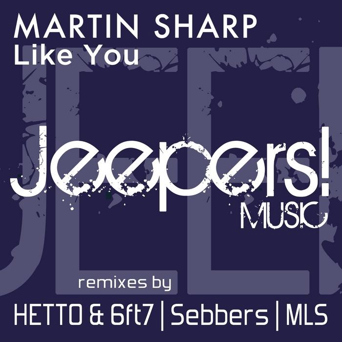 SHARP, Martin - Like You