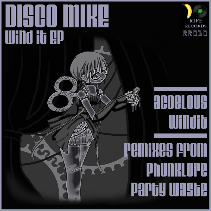 DISCO MIKE - Wind It EP