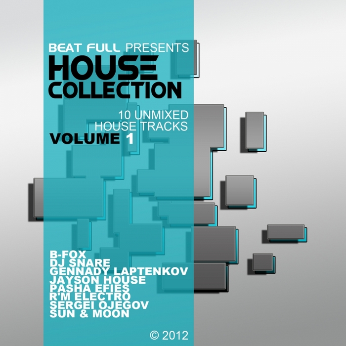 VARIOUS - Beat Full House Collection Volume 1