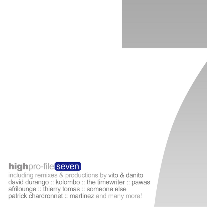 VARIOUS - High Pro-File 7