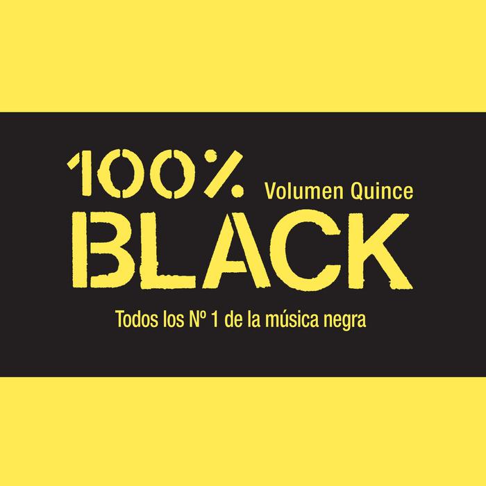 VARIOUS - 100% Black Vol Quince