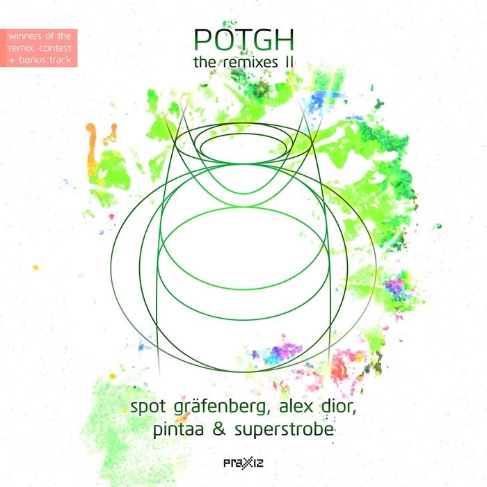 DR MOTTE/GABRIEL LE MAR - Potgh: The Remixes Ii
