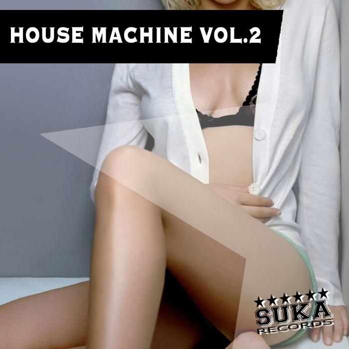 VARIOUS - House Machine Vol 2