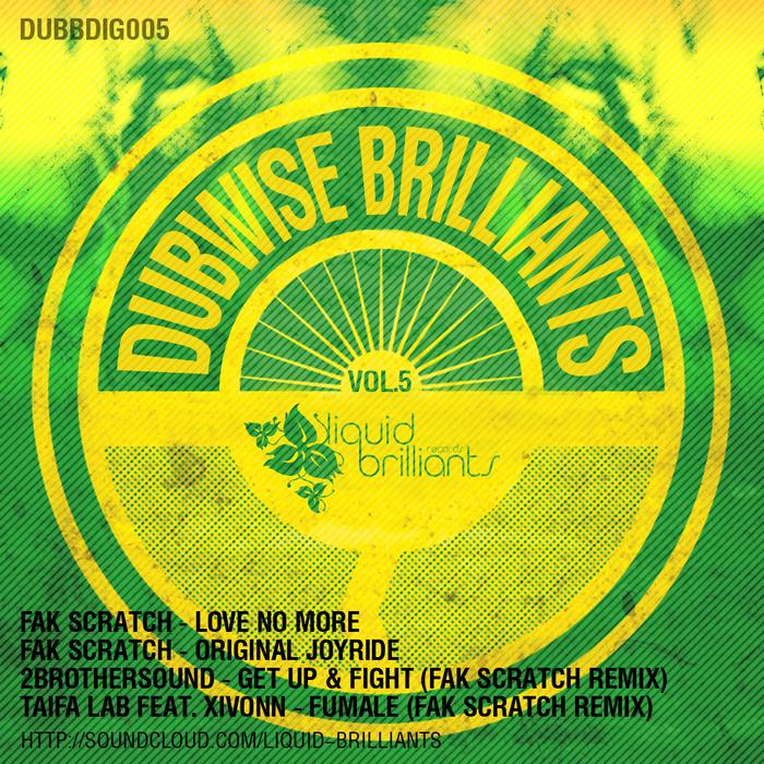 FAK SCRATCH - Dubwise Brilliants vol 5