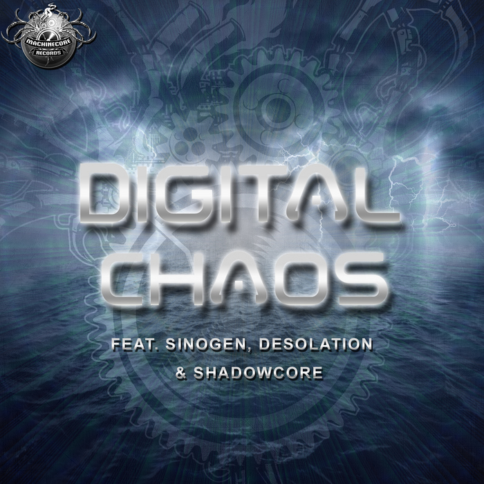 SINOGEN/DESOLATION - Digital Chaos