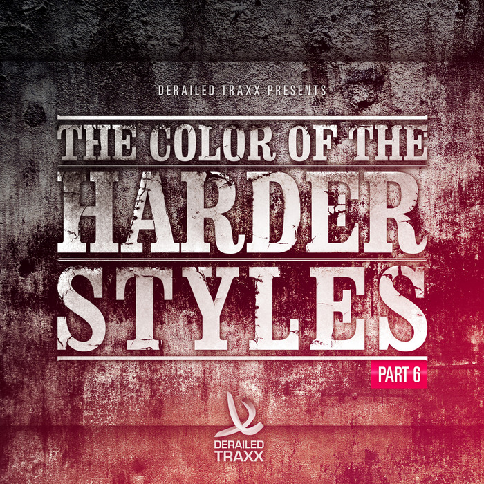 VARIOUS - The Color Of The Harder Styles: Part 6