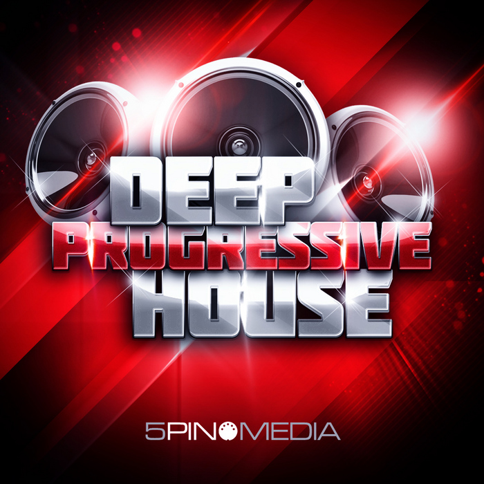 5pin media: deep progressive house (sample pack wav/apple/rex) at.