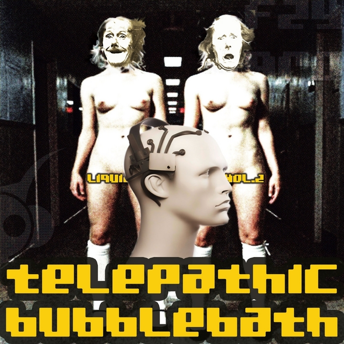 VARIOUS - Telepathic Bubblebath (Liquid Sky Berlin Vol 2)
