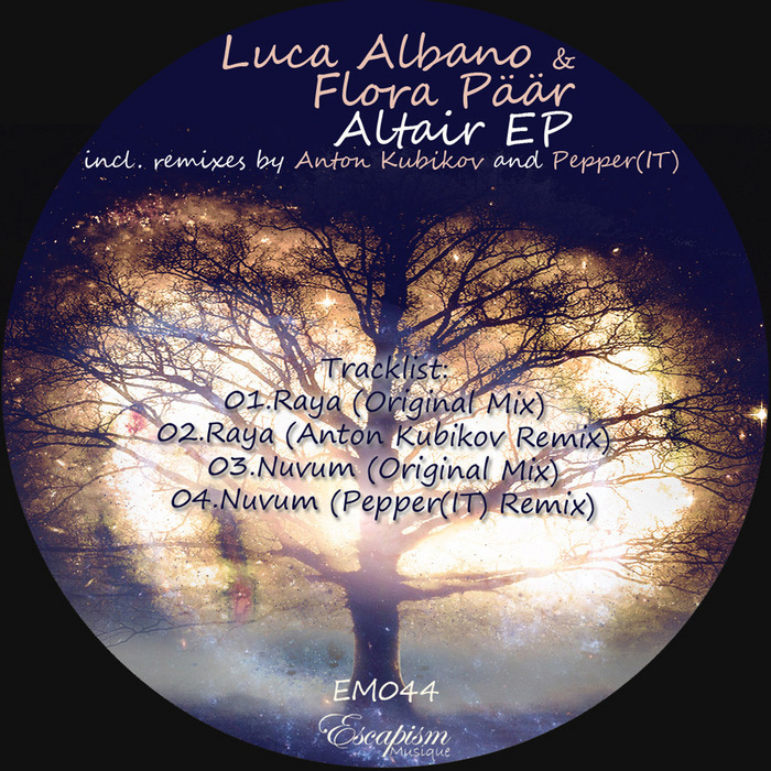 ALBANO, Luca/FLORA PAAR - Altair EP