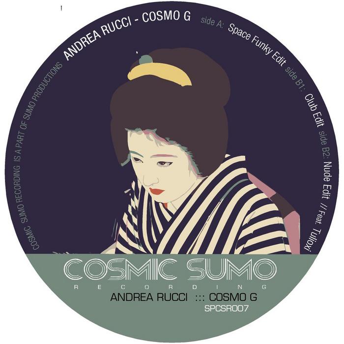 RUCCI, Andrea - Cosmo G