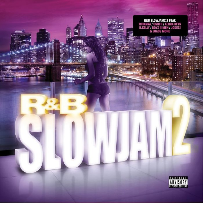 VARIOUS - R&B Slowjamz 2 (Explicit)