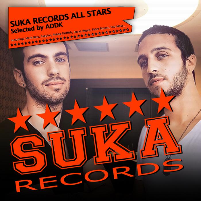 ADDK/VARIOUS - Suka Records All Stars