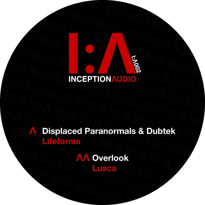 DISPLACEDPARANORMALS/DUBTEK/OVERLOOK - Lifeforms