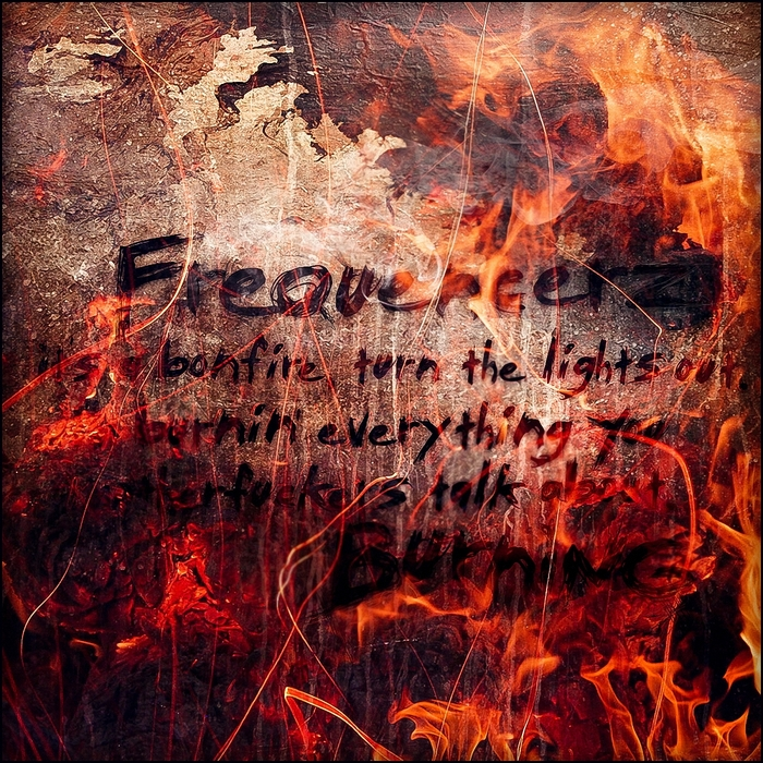 FREQUENCERZ - Burning