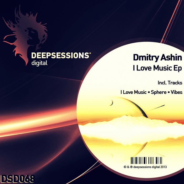ASHIN, Dmitry - I Love Music EP