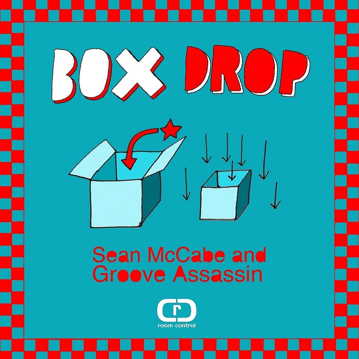 McCABE, Sean/GROOVE ASSASSIN - Box Drop EP