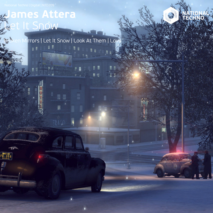 ATTERA, James - Let It Snow