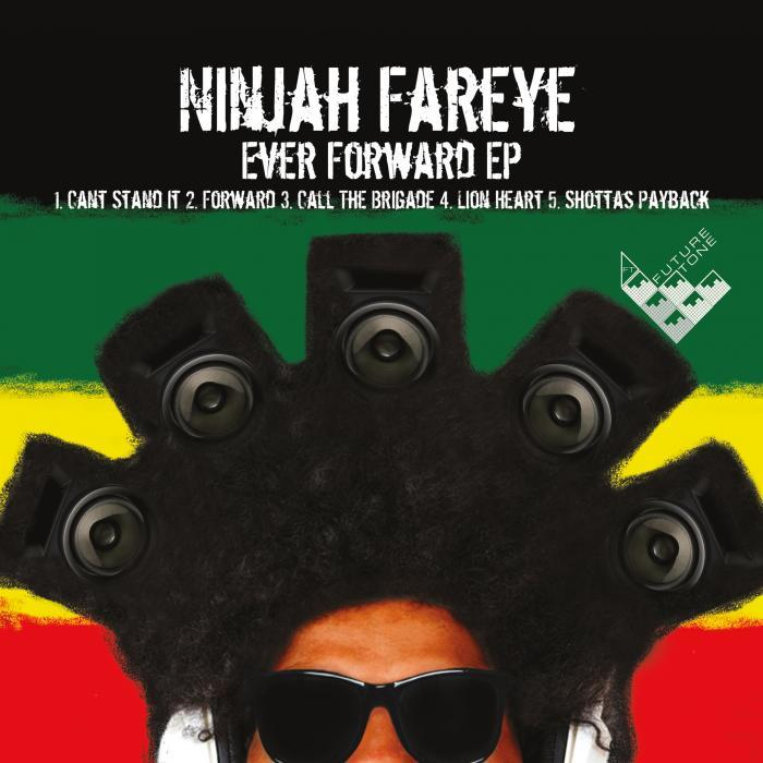 NINJAH FAREYE - Ever Forward EP