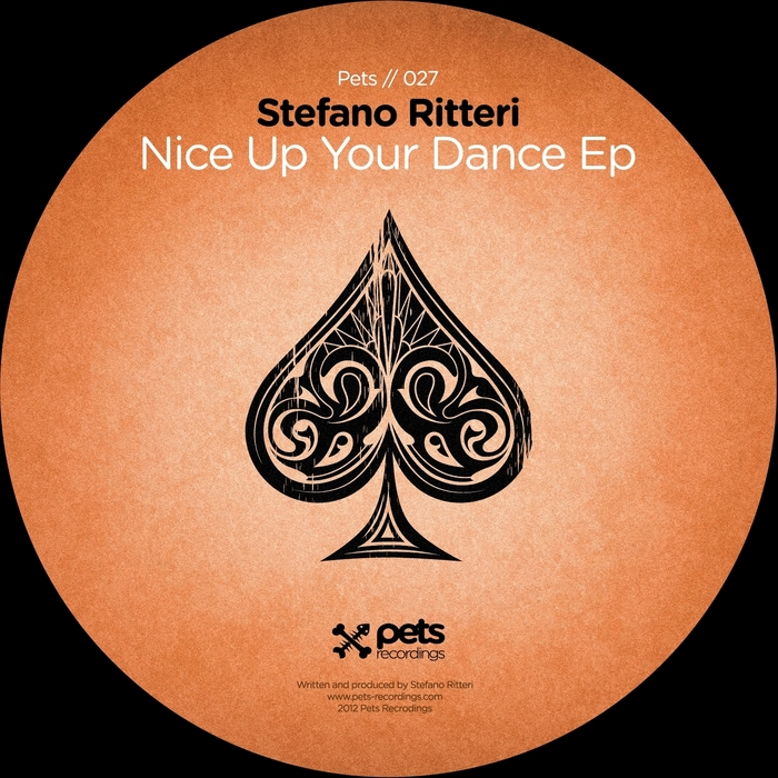 RITTERI, Stefano - Nice Up Your Dance