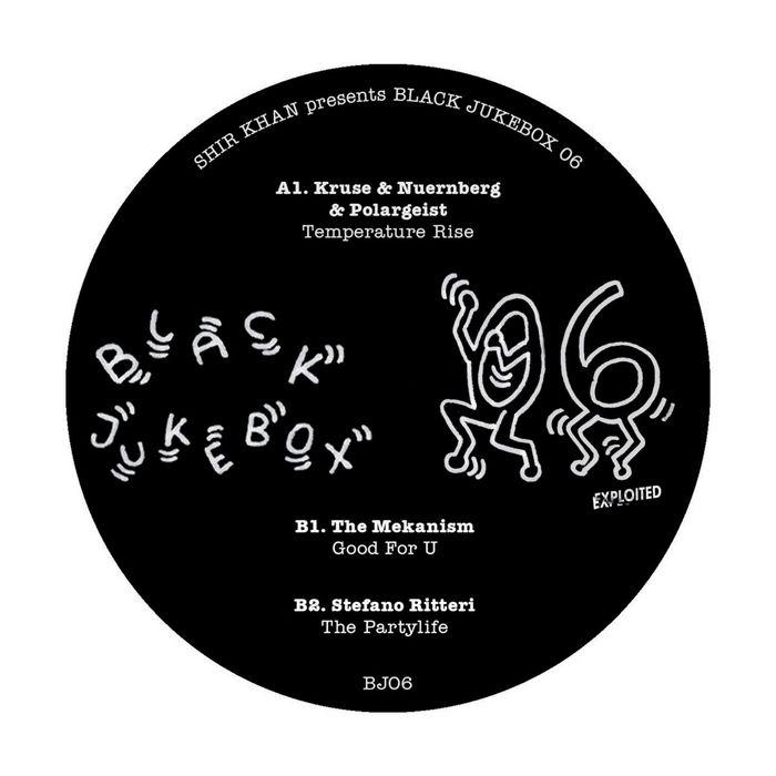 KRUSE & NUERNBERG/POLARGEIST/THE MEKANISM/STEFANO RITTERI - Shir Khan Presents Black Jukebox 06