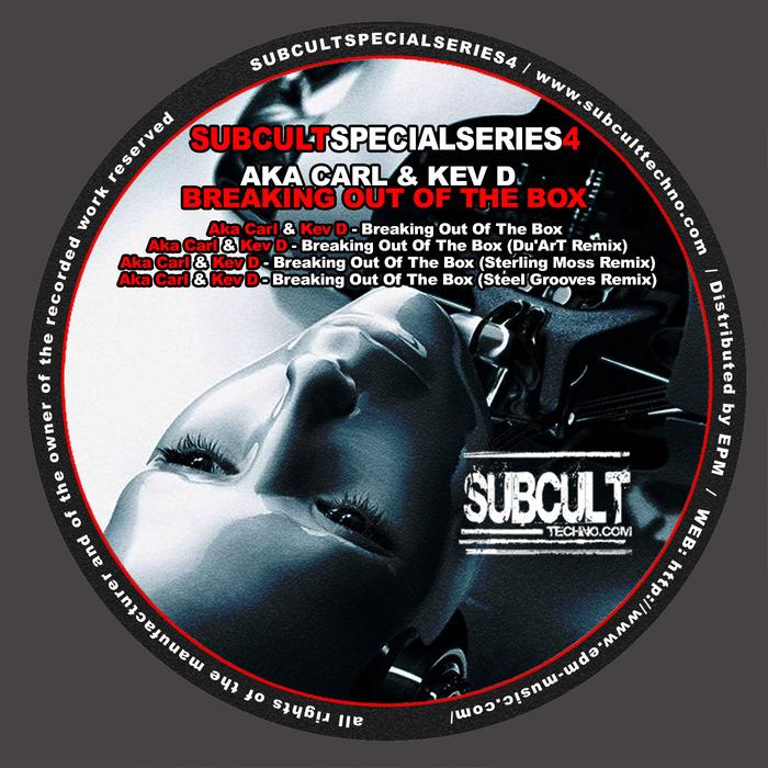 AKA CARL/KEV D - Sub Cult Special Series EP 4