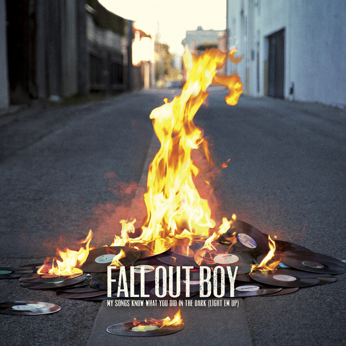 My Songs Know What You Did In The Dark Light Em Up By Fall Out Boy On Mp3 Wav Flac Aiff Alac At Juno Download