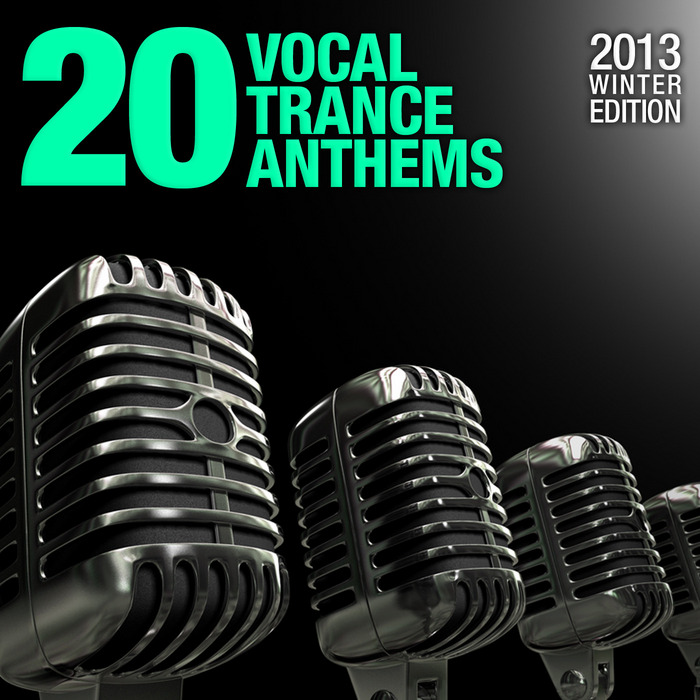 VARIOUS - 20 Vocal Trance Anthems
