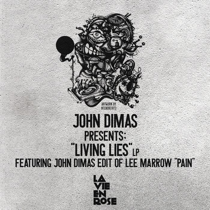 DIMAS, John - Living Lies LP
