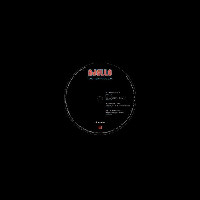 AJELLO - Kalimba Tune EP