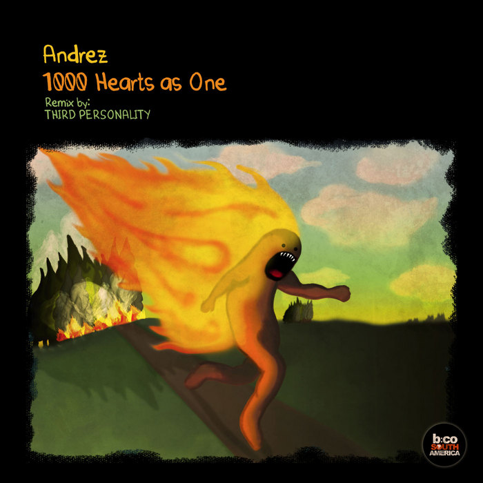 ANDREZ - 1000 Hearts As One