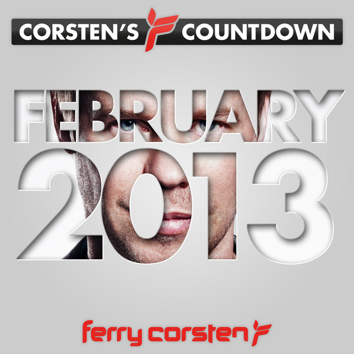 VARIOUS - Ferry Corsten Presents Corsten's Countdown February 2013