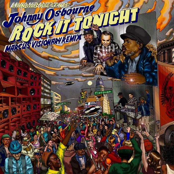 OSBOURNE, Johnny - Rock It Tonight