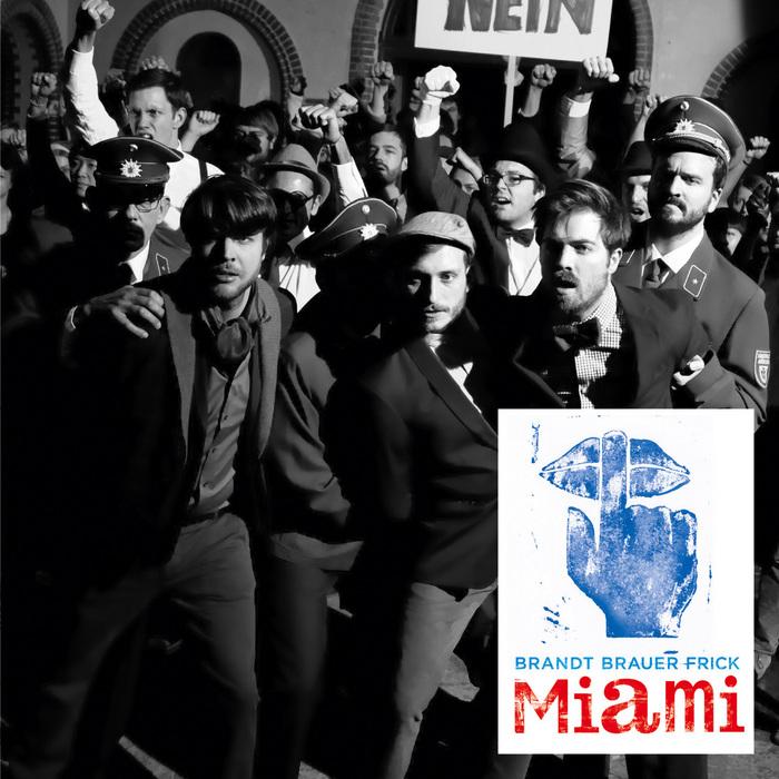 FRICK, Brandt Brauer/ERIKA JANUNGER/OM'MAS KEITH/JAMIE LIDELL/NINA KRAVIZ/GUDRUN GUT - Miami