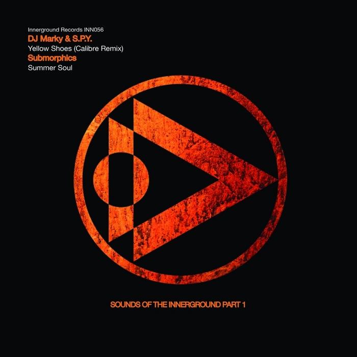 DJ MARKY/SPY/SUBMORPHICS - Sounds Of The Innerground Pt 1