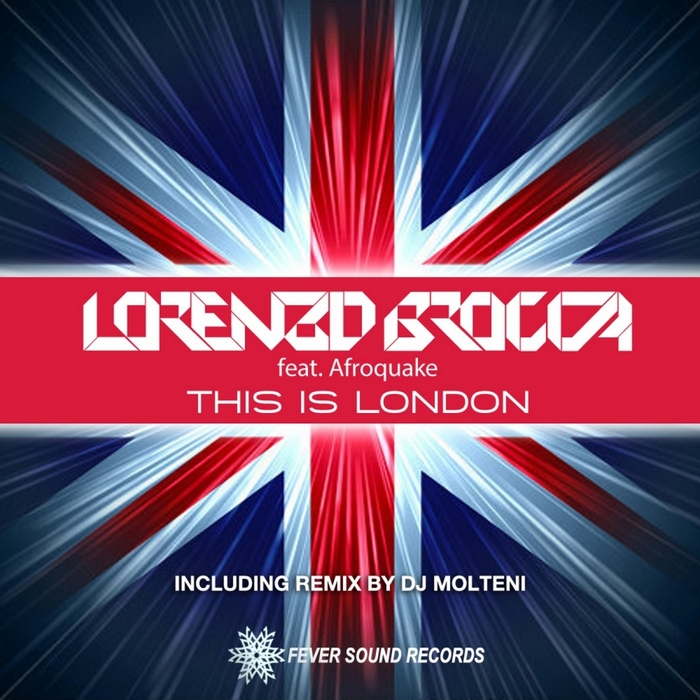 BROCCA, Lorenzo/AFROQUAKE - This Is London EP