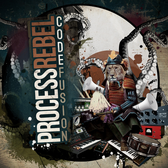 PROCESS REBEL - Code Fusion EP