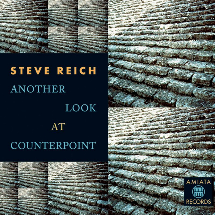 REICH, Steve - Another Look At the Counterpoint