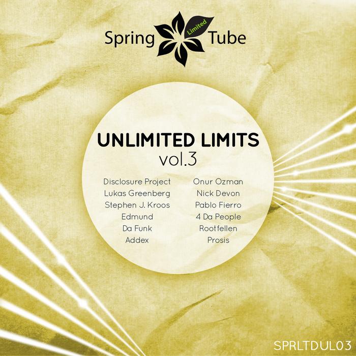 VARIOUS - Unlimited Limits Vol 3