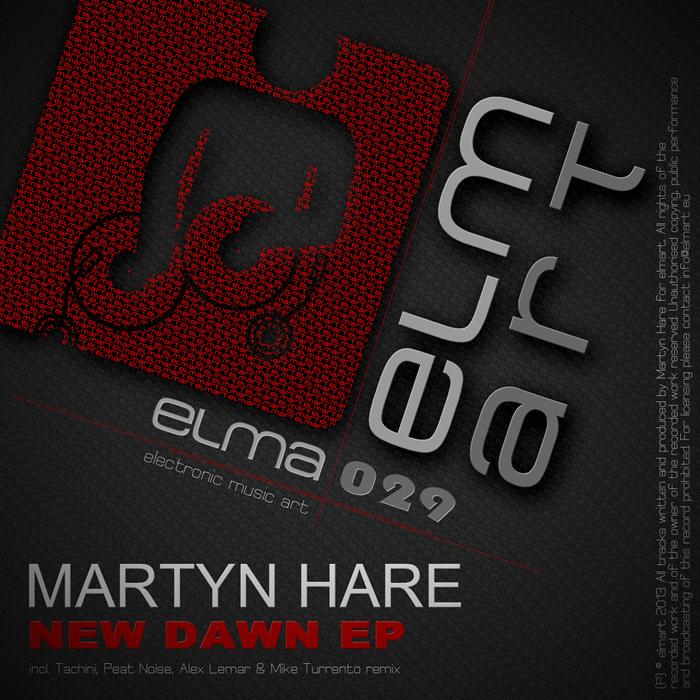 HARE, Martyn - New Dawn EP